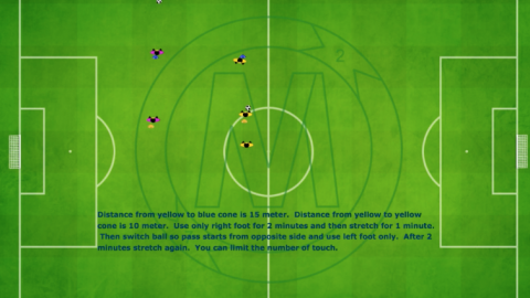 Sequential Passing With Diagonal Pass and Movement_ by Matthew