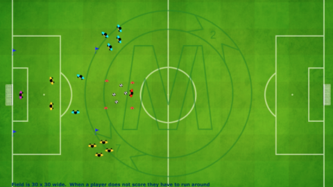 Counter and Transition Game (2 v 2 v 1)_ by Matthew
