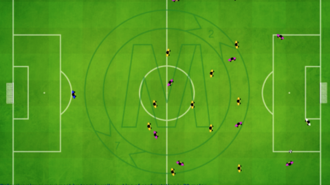 4-3-3 Pressing in Attacking 1:3_ player movement_ by Matthew