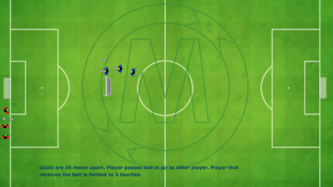 Diagonal passing and Finishing_MNO