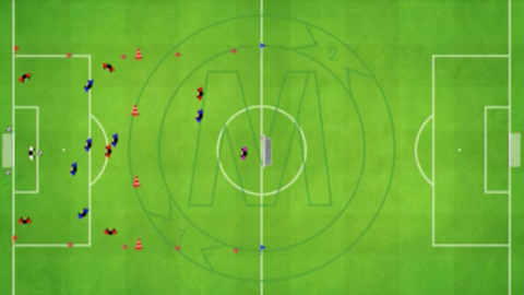 Attacking_out_of_Defensive_1_3_First_Option__by_Matthew